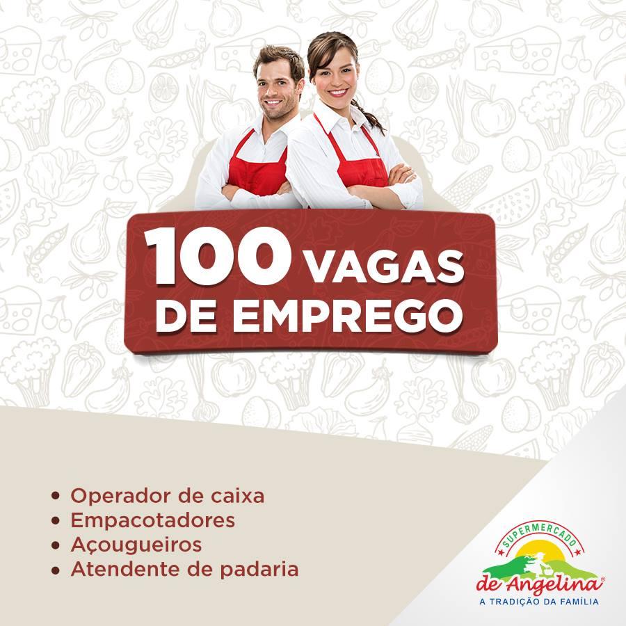 Vagas Supermercado De Angelina Bc Vagas Empregos Em Balne Rio